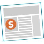 sales page icon